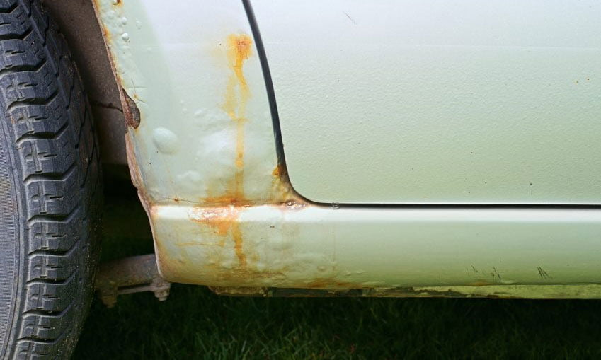 Best time for rust proofing your car